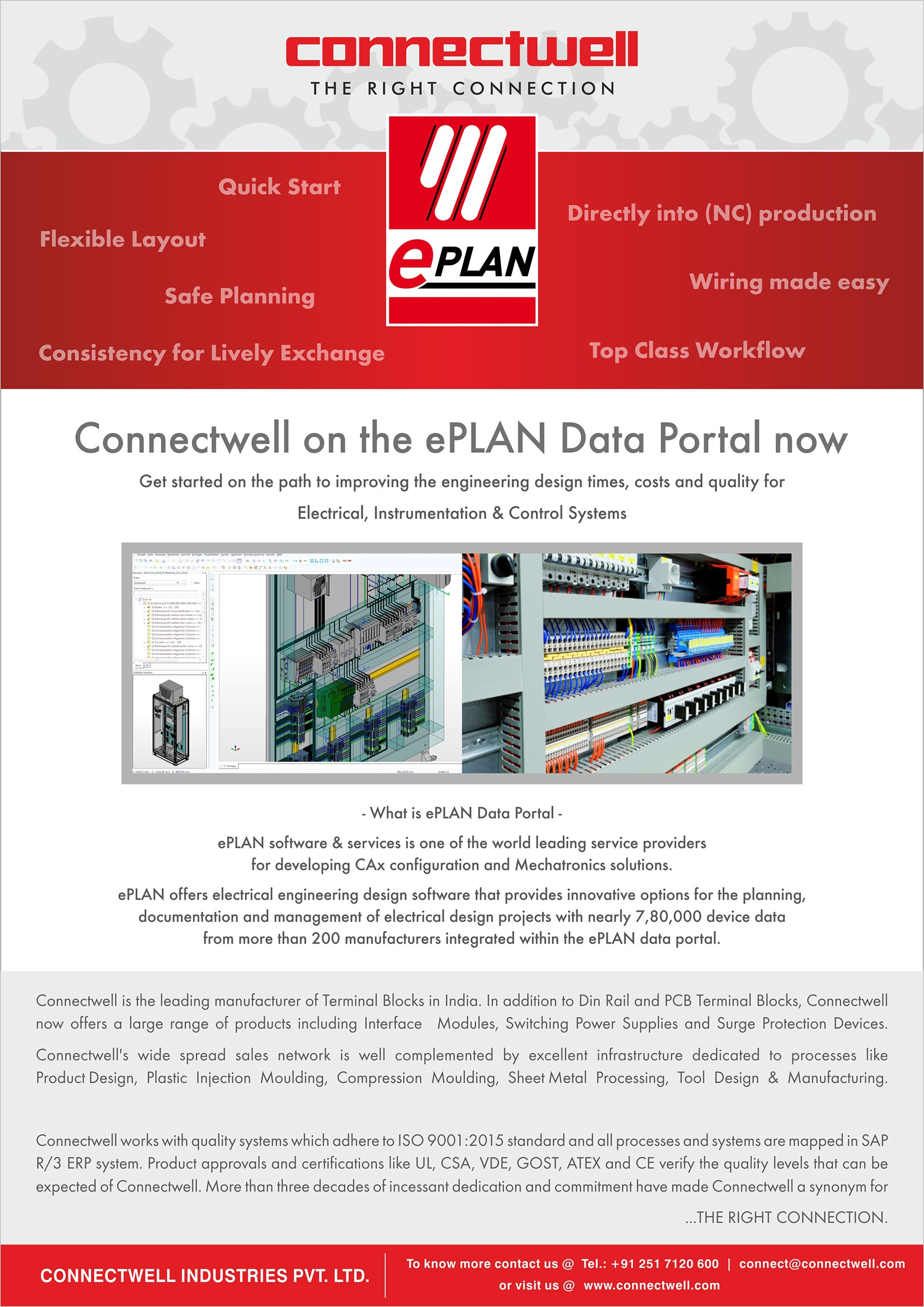 Connectwell on the ePlan Data Portal now